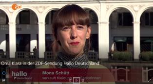 ZDF - Hallo Deutschland - Oma Klara