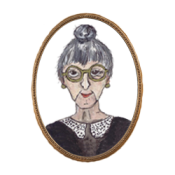 Kleiderschrank Oma Gisela