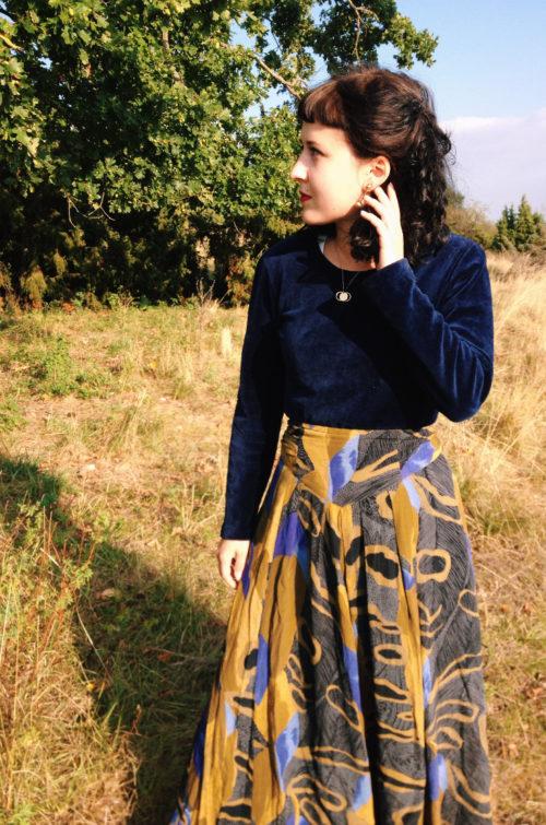 Vintage Nicki Pullover