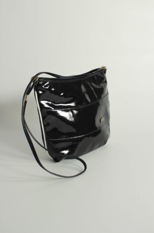 vintage-tasche-lack-schwarz