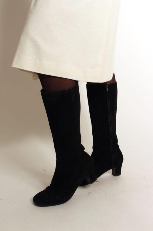 vintage-stiefel-schwarz