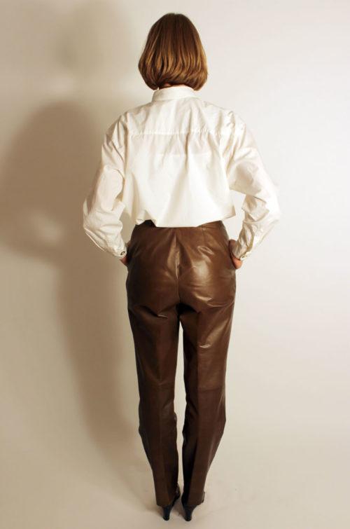 braune-lederhose-damen
