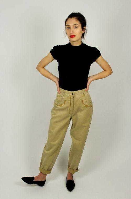 Vintage-Hose-Damen