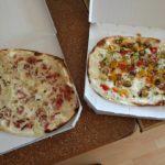 FlammkuchenFriday office lunchtime friday miteinembeinimwochenende Freiburg flammkuchen