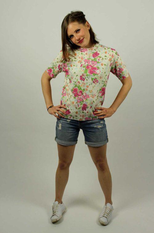 Vintage-Damen-Shirt