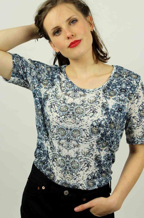 Vintage-T-Shirt-Damen