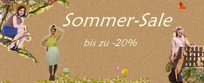 Vintage Sommer Sale 2017