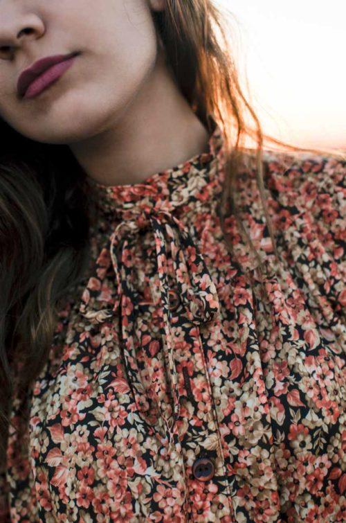 braunes Kleid Online kaufen