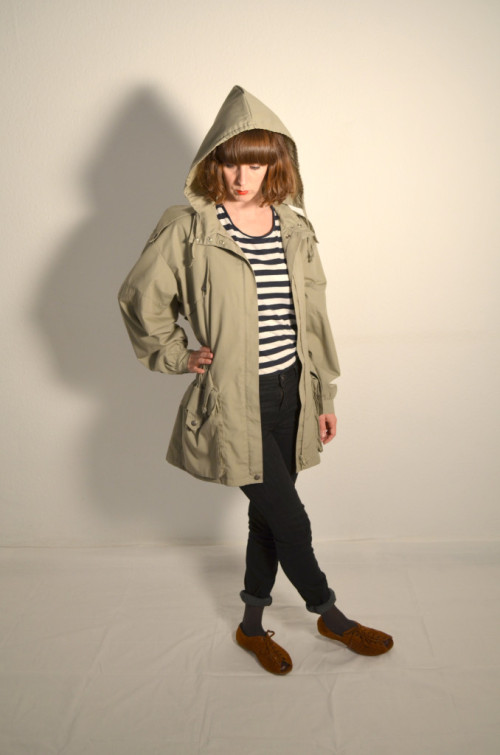 Vintage Jacke Damen