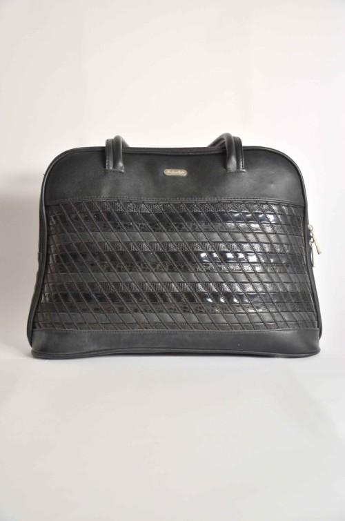 Lackleder Tasche Vintage