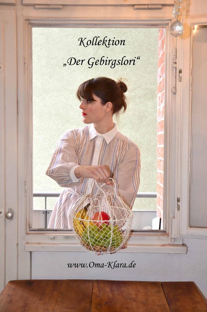 Oma-Klara - Lookbook - Der Gebirgslori