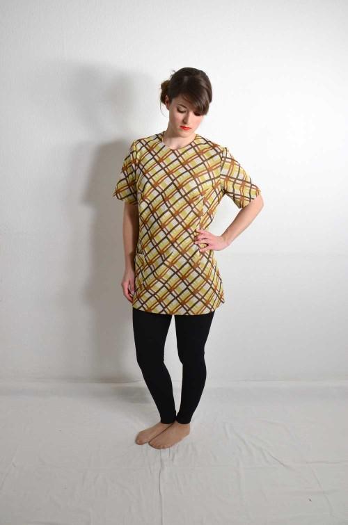 Vintage Shirt Damen