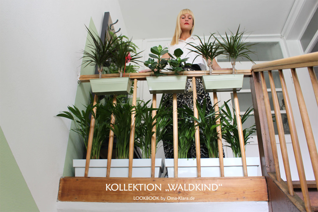 Oma Klara - Kollektion Waldkind - Titelbild