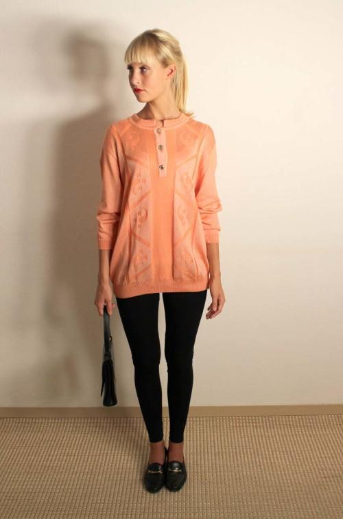 pullover-lachsfarben