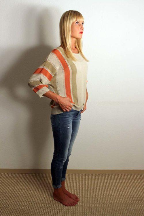vintage-pullover-beige-gruen-orange