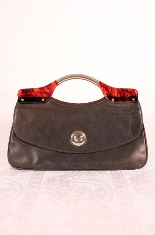 damen-handtasche-braun