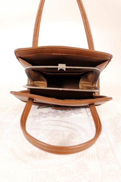 vintage-damen-handtasche-braun
