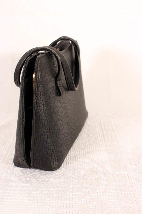 vintage-handtasche-schwarz