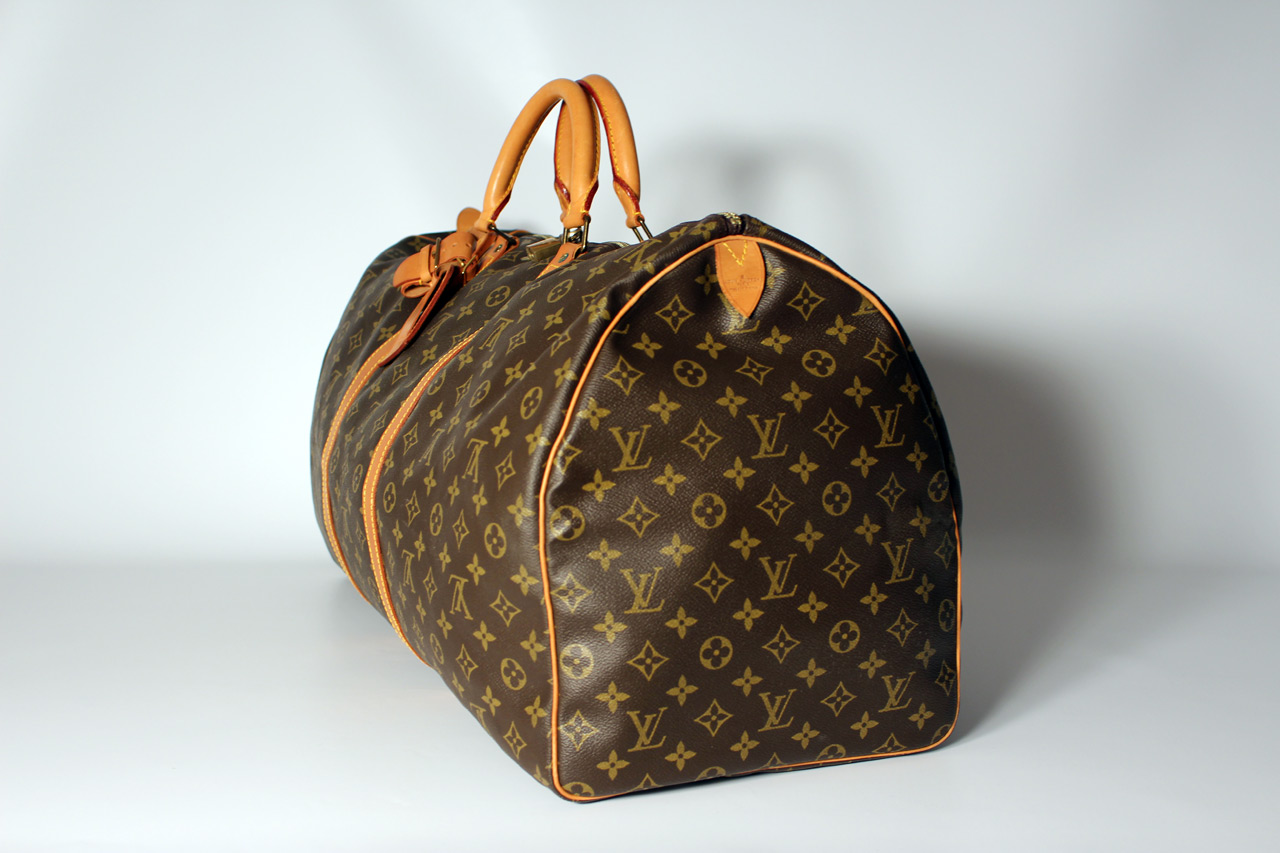 louis vuitton weekender keepall 60 oma klara. Black Bedroom Furniture Sets. Home Design Ideas