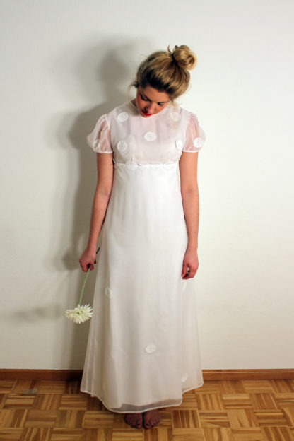 Vintage Brautkleid - Idabella