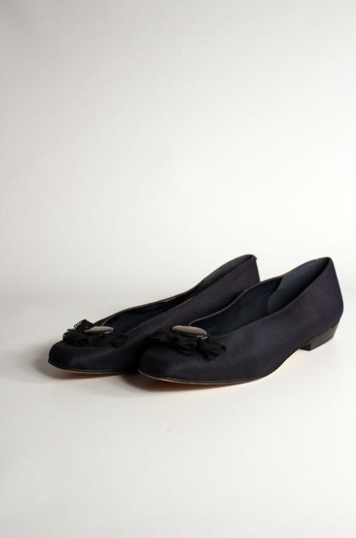 vintage-ballerinas-dunkelblau