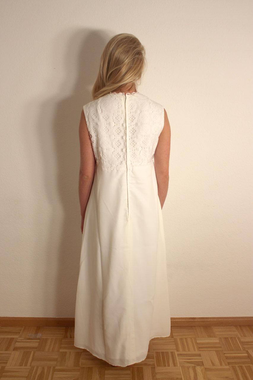 Vintage Brautkleid \