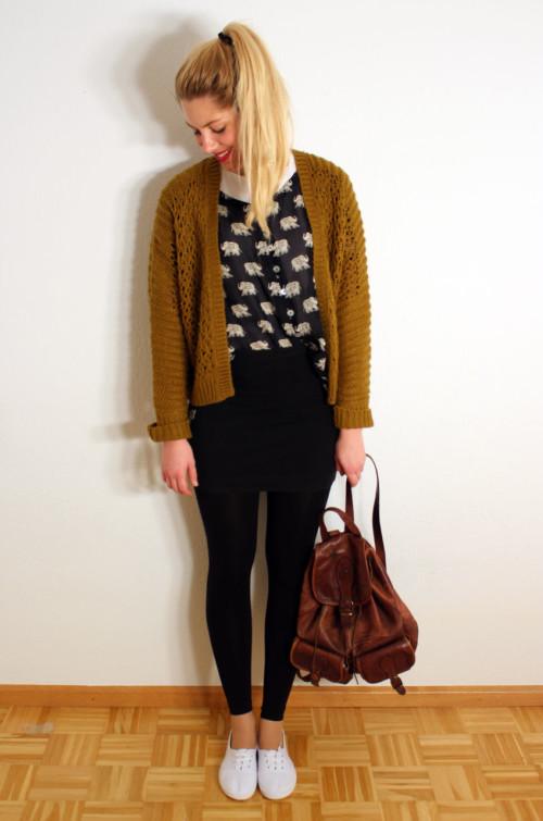 vintage-damen-bluse-schwarz