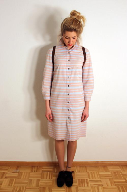 vintage-marimekko-kleid-gestreift