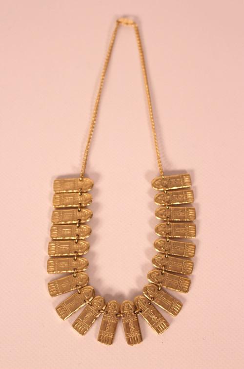 vintage-damenkette-gold