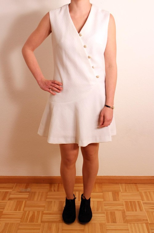 vintage-minikleid-weiss
