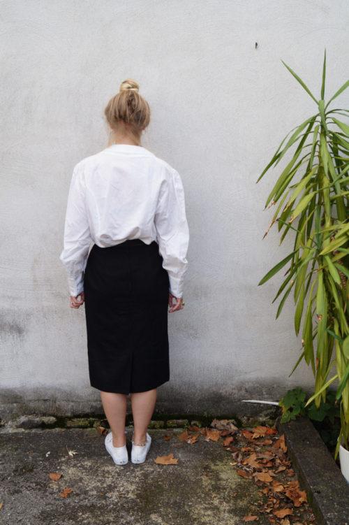 secondhand-bluse-weiss-kragenschleife