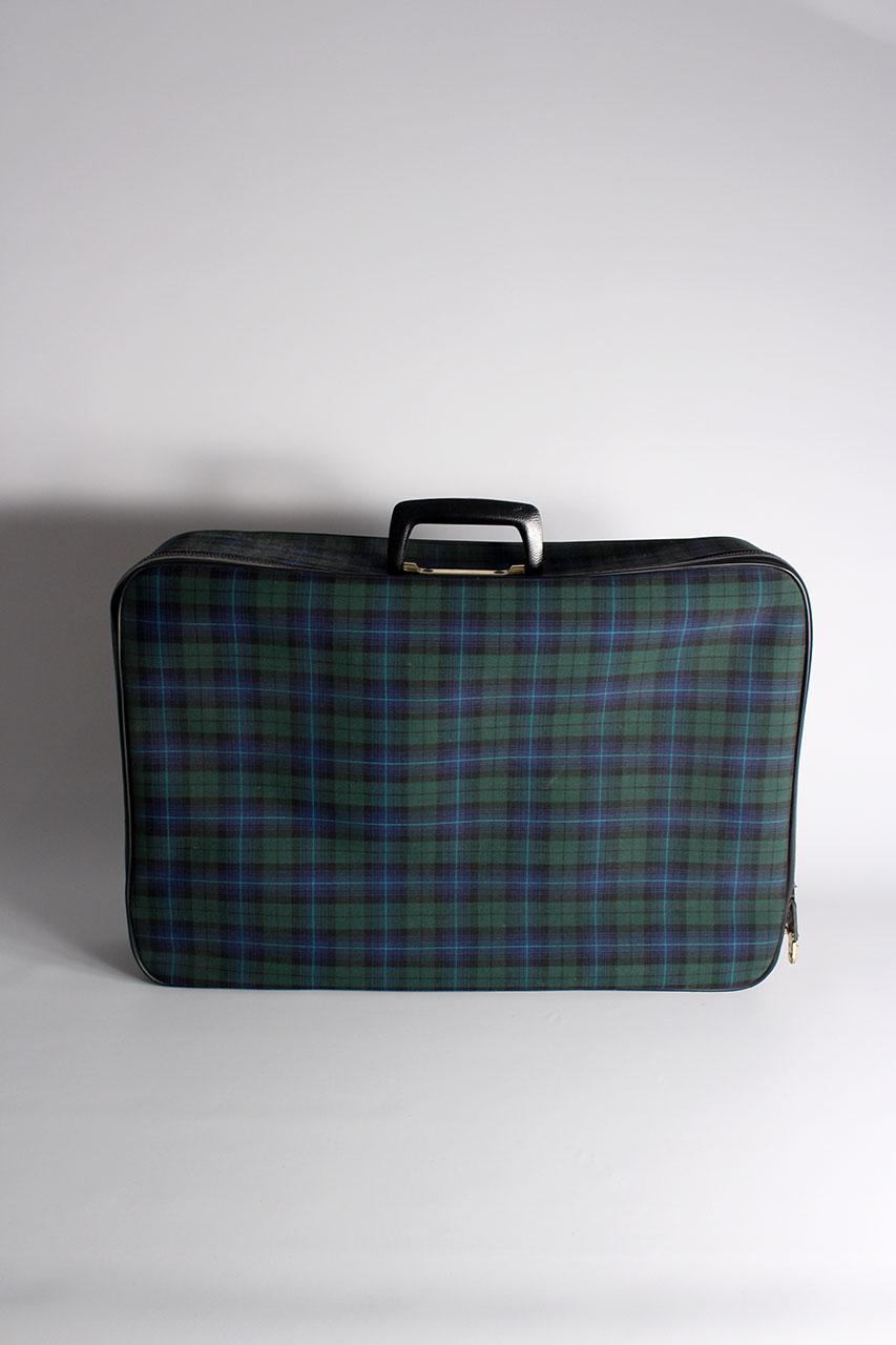 Vintage Koffer vintage koffer kariert quot der juno quot oma klara