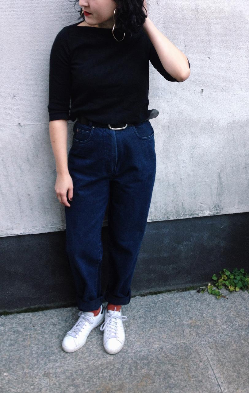 80er jahre mom jeans kati oma klara. Black Bedroom Furniture Sets. Home Design Ideas