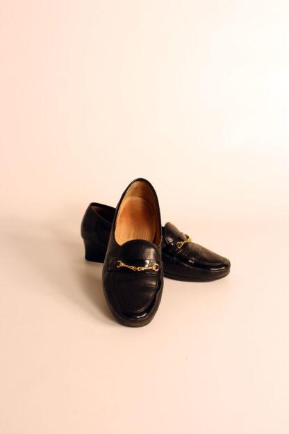 vintage-slipper-schwarz