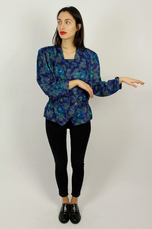 Second-Hand-Bluse-Damen