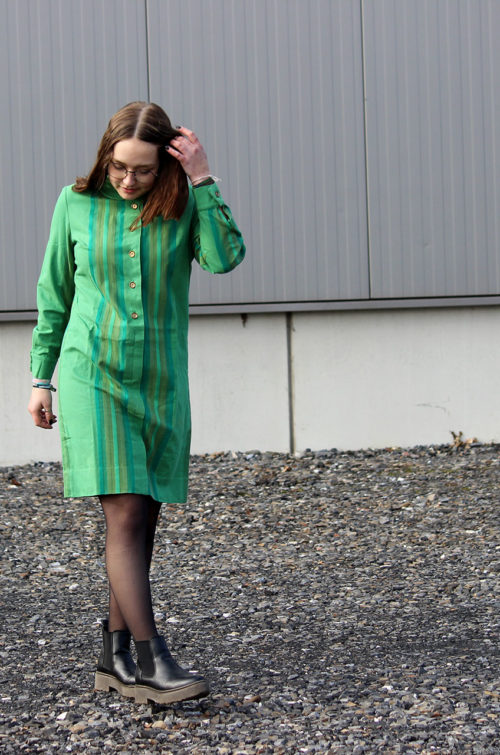 Second-Hand-Kleid-Damen