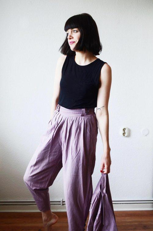 80er Jahre Damen Kleidung