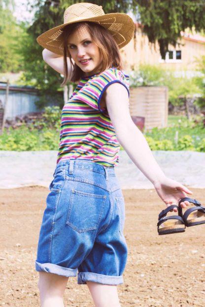 Vintage Jeansshort