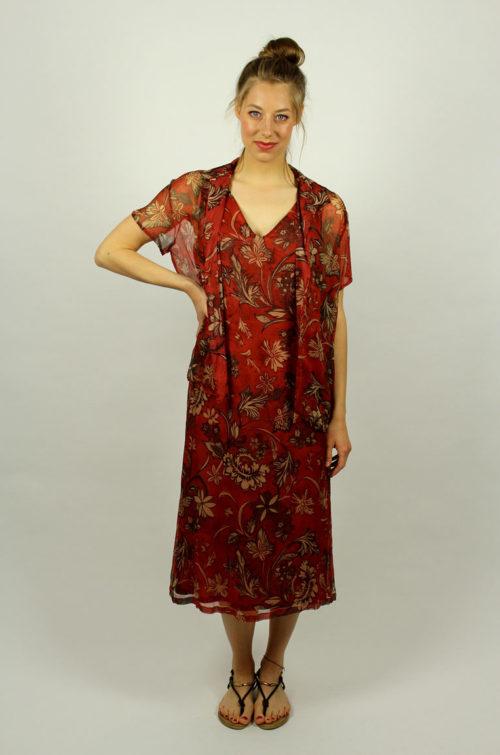Second-Hand-Sommerkleid