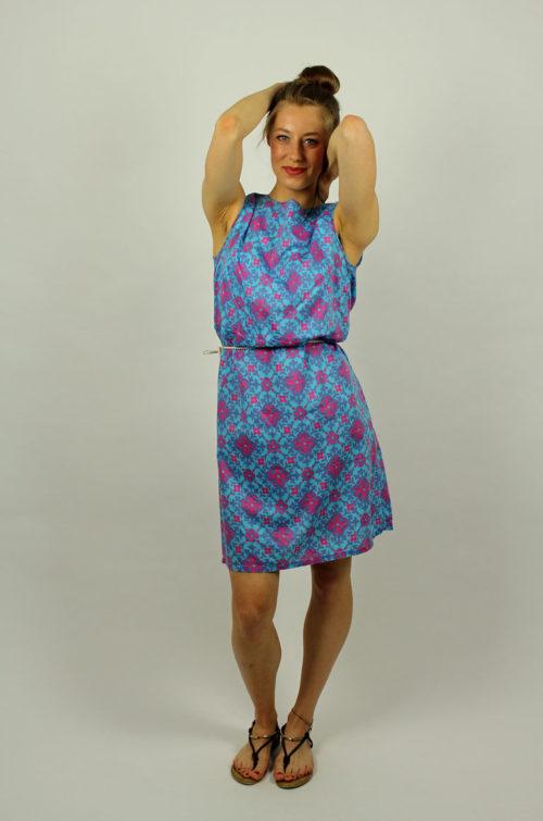 Vintage-Kleid-Sommer