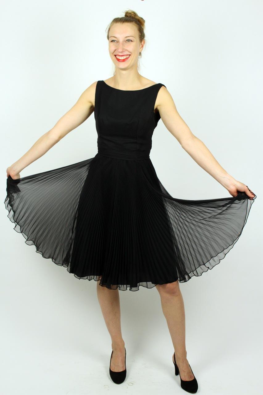 Schickes kleid schwarz