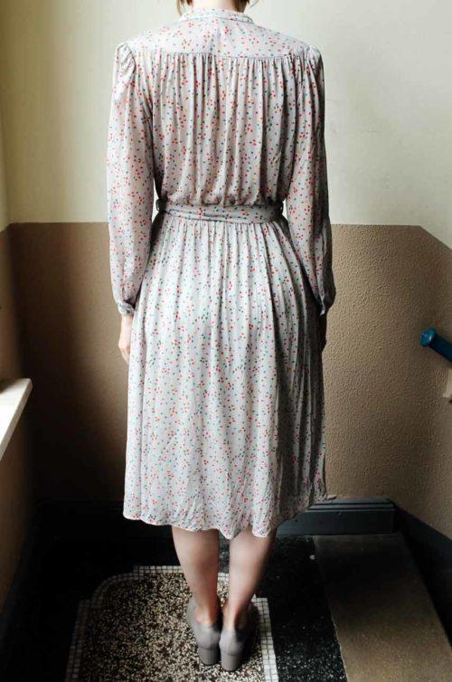 Vintage Musterkleid