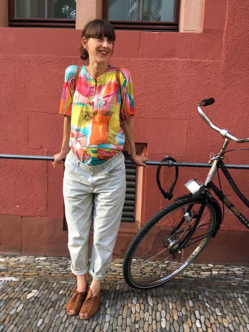 80er-Jahre-Jeans-Vintage-Oma