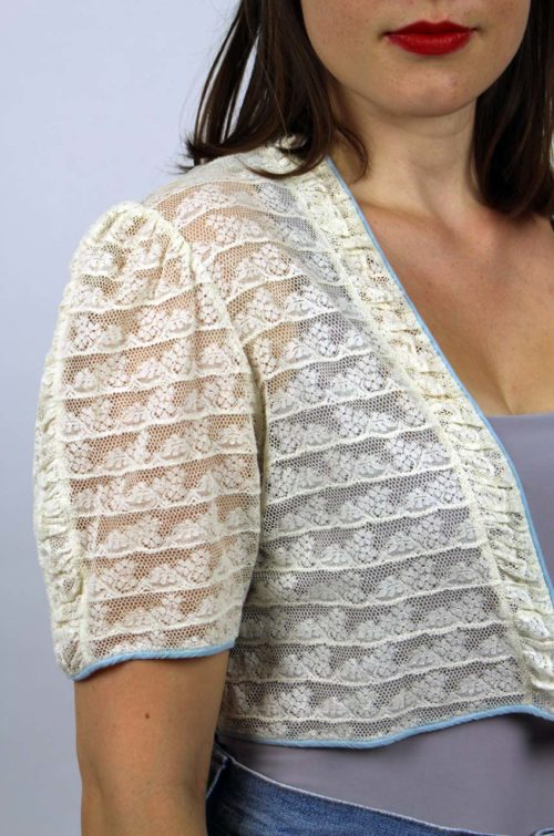 Secondhand lace Oberteil