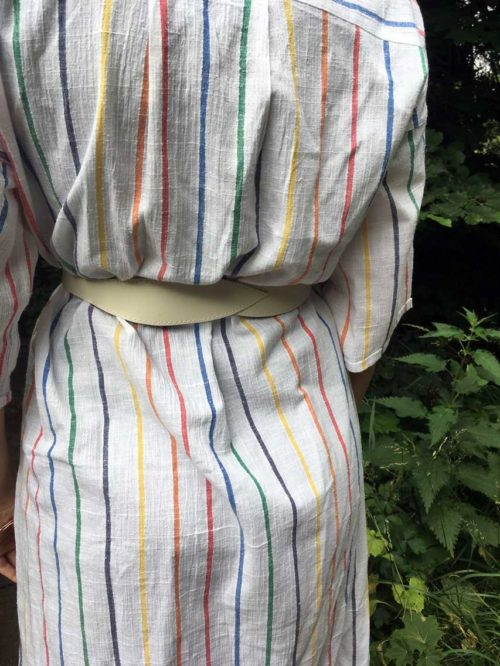 Sommerkleid Kurzarm