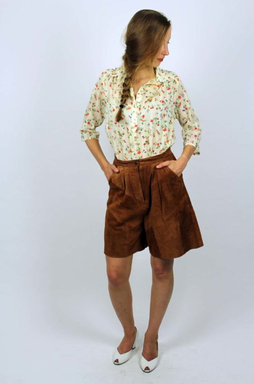 Trachten Bluse Muster