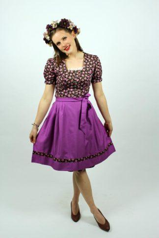 Vintage-Dirndl-Pink