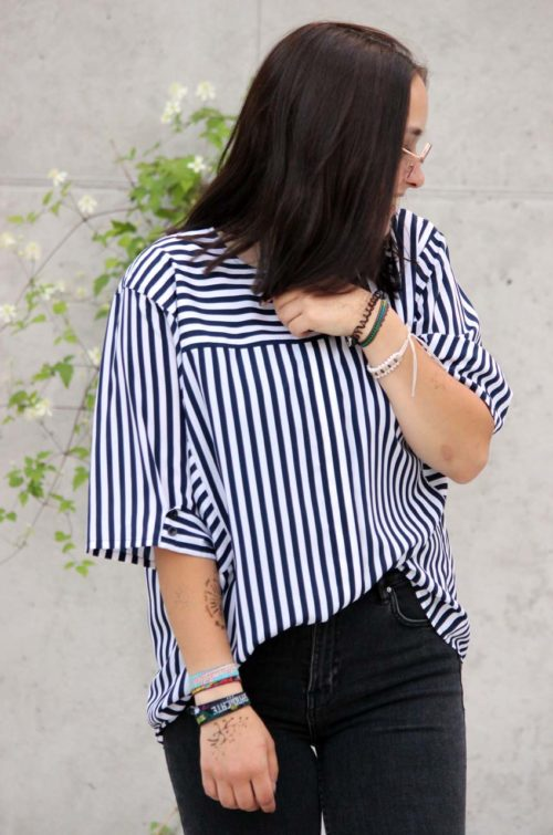 Vintage Streifenshirt