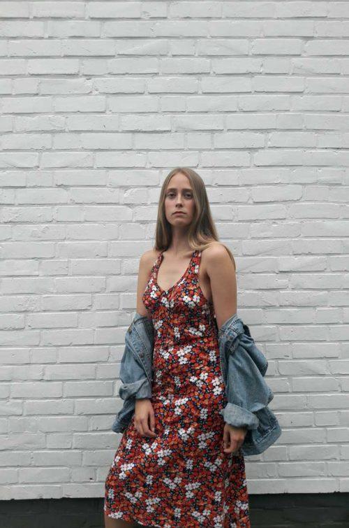 Vintage Trägerkleid online