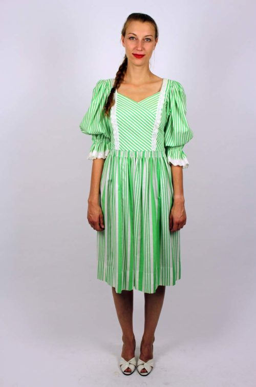 Vintage Trachtenkleid